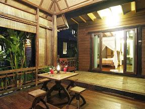 ห้อง Single Hill Cottage ของ the spa resort เกาะช้าง