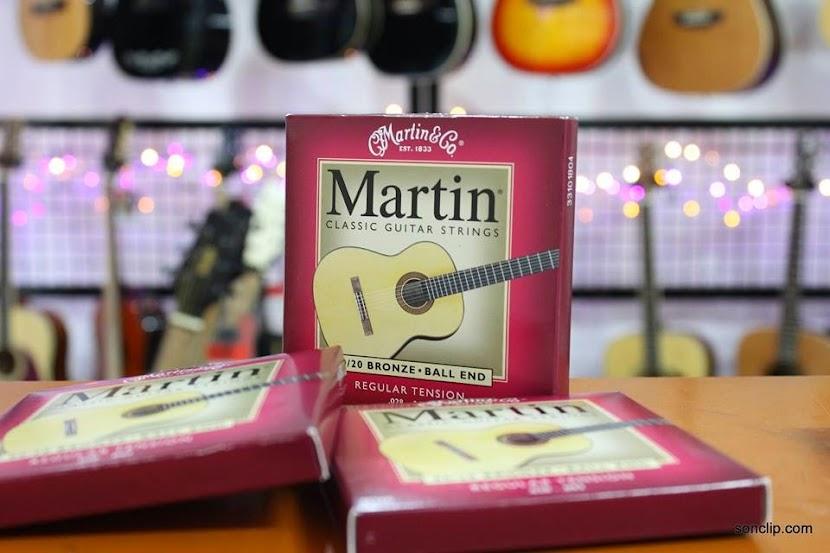 Dây Đàn Guitar Classic - Martin M260