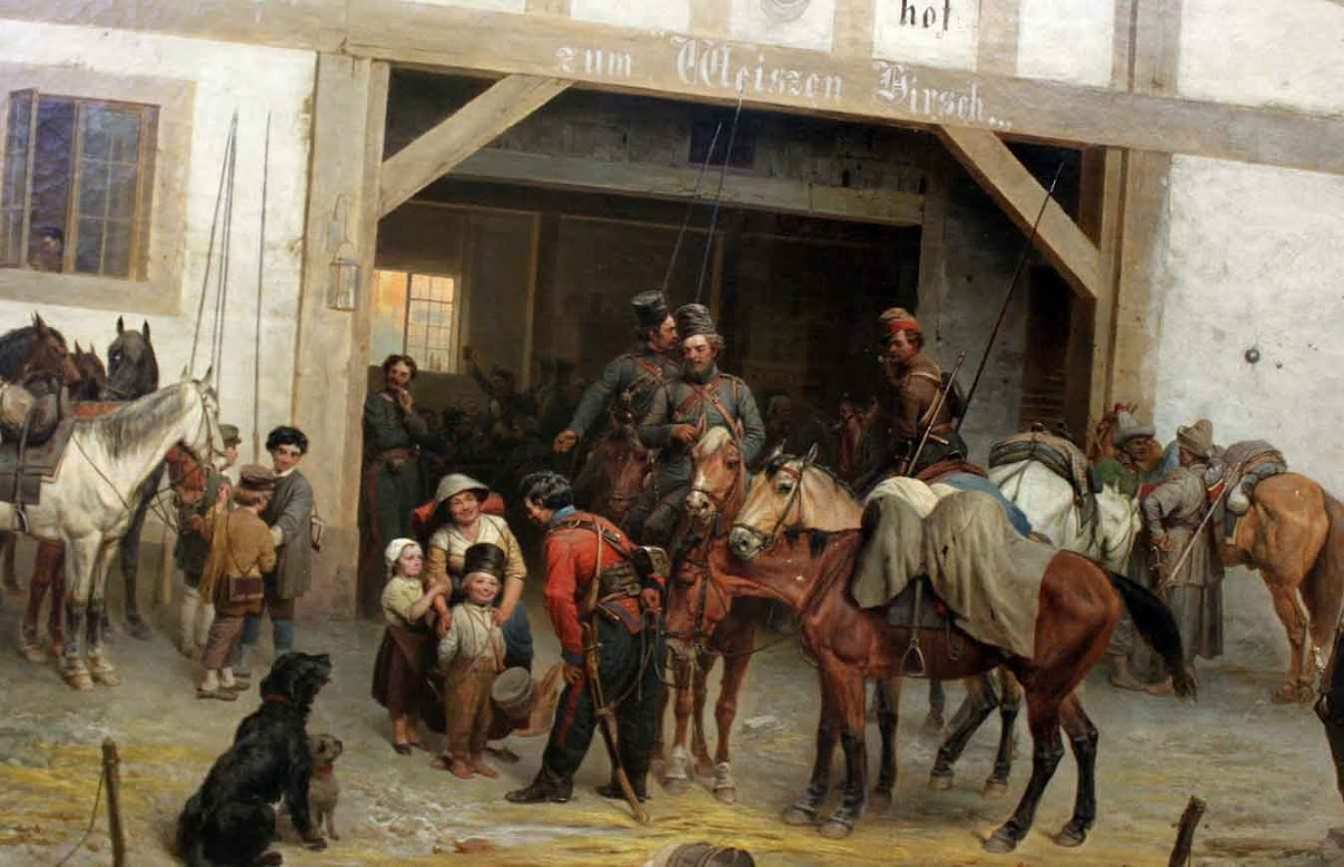 Донские казаки в Германии
