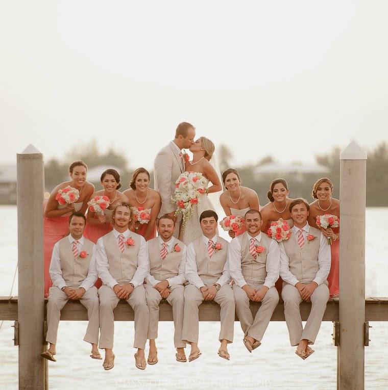 Key West Wedding Ideas: An Elegant Beach Wedding, FL Keys Wedding Ideas