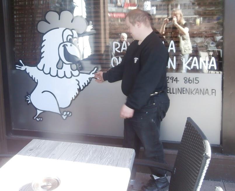 Onnellinen Kana