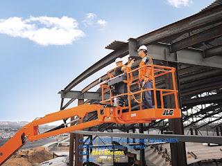 JLG Telescopic Boom Lift 860SJ