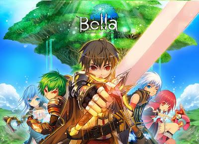《貝拉傳說Online》靈魂不滅 水晶重生!超值虛寶送給你