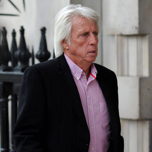 Jeff Thompson attends the memorial Service for Tony Greig, in London, on June 24, 2013.
