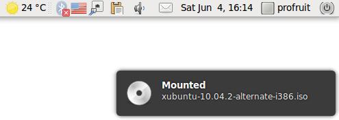 Ubuntu CDemu