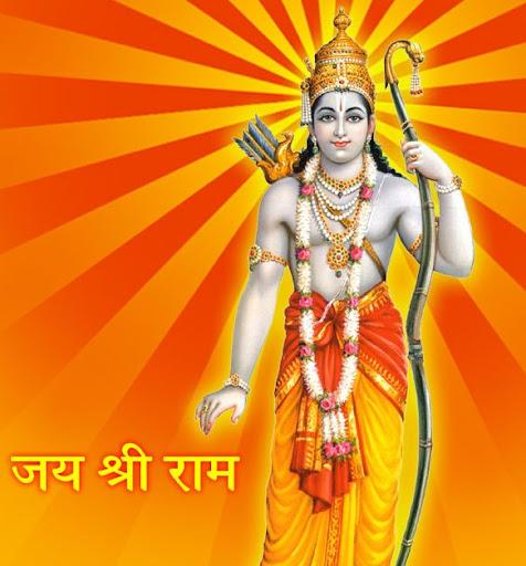Shri Rama, the darling of Sita