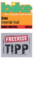EVOC gewinnt zwei Tests in der Bike und ist Tipp in der Freeride