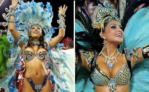 Rio de Janeiro Carnival Video 2011 2011 Rio de Janeiro Carnival