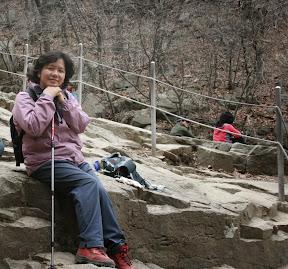 관악산 동문산행
