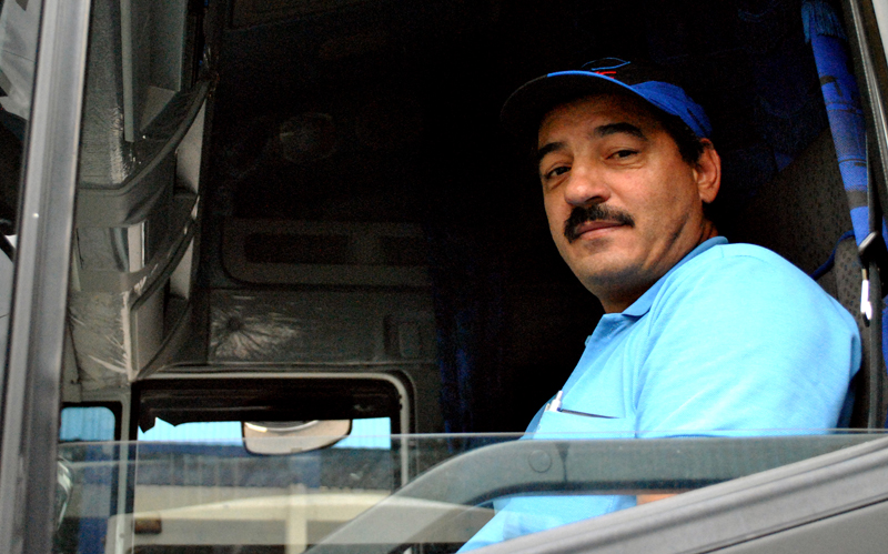 Café com a Iveco - Carboni homenageia motoristas durante mês de Julho cafedamanhaiveco motorista