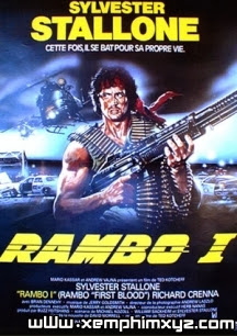 Rambo I Đổ Máu - Rambo: First Blood