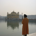 "Photo de la galerie ""Amritsar, son temple d"
