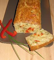 Cake au thon et aux crevettes - recette indexée dans les Entrées