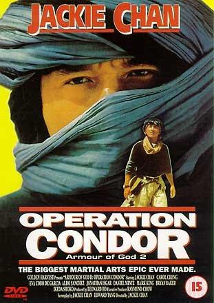 Kế Hoạch Phi Ưng – Operation Condor – Thành Long