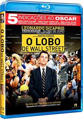 O Lobo de Wall Street BDRip Dual Audio Download Filme