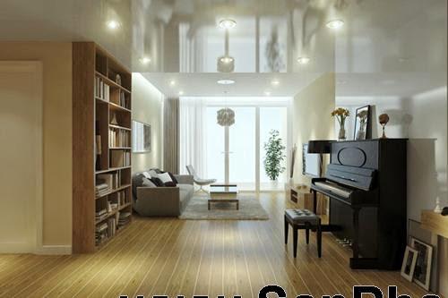 Bài trí nội thất cho chung cư 172 m2-2
