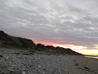 Sonnenaufgang nach der Übernachtung