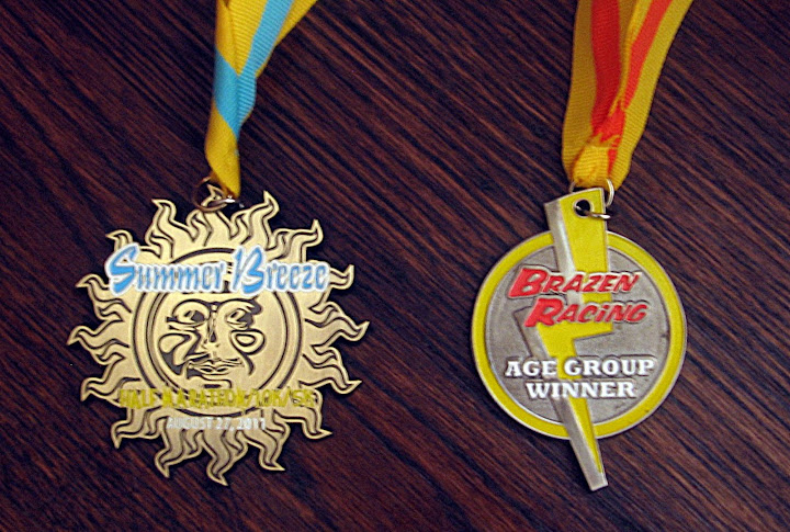 Summer Breeze 2011 Medals