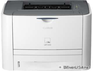 Download Canon LBP3310 printing device driver – the right way to set up