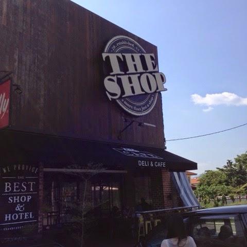 Just Shea So The Shop Hotel Kuala Kangsar