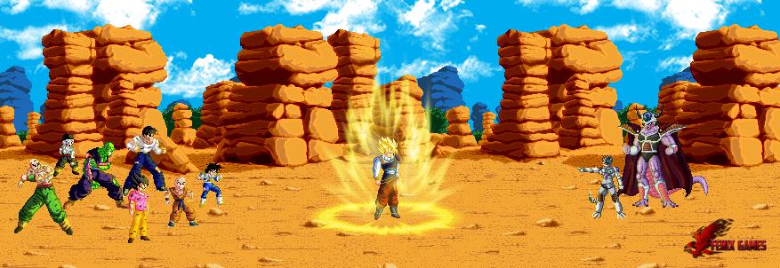 Juegos Para Colorear A Goku. Free Imgenes De Goku Y Sus