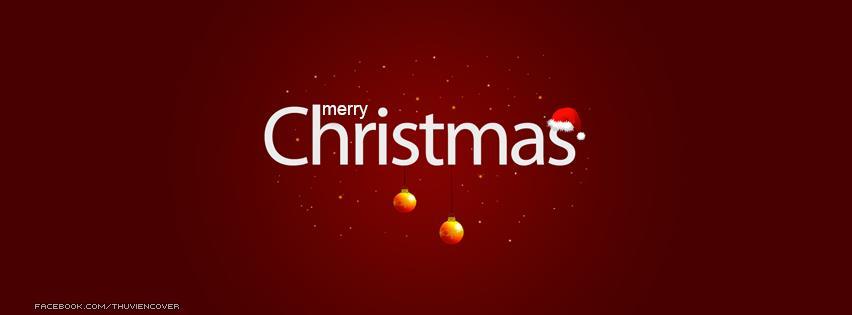 Ảnh bìa Noel cực đẹp cho Facebook