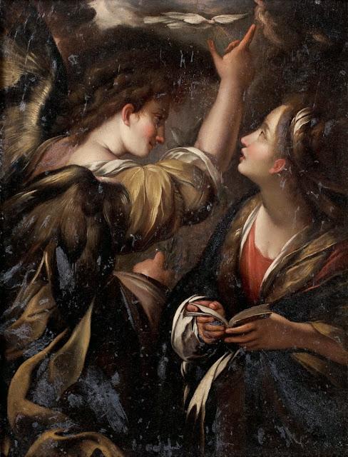 Giulio Cesare Procaccini - Annunciazione