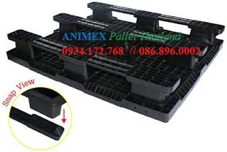 Pallet nhựa lưu kho  SMV 1012 NR Thailand