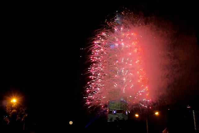 2014台北101跨年煙火 2014 Taipei 101 Firework