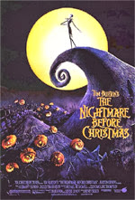 The Nightmare Before Christmas_copertina