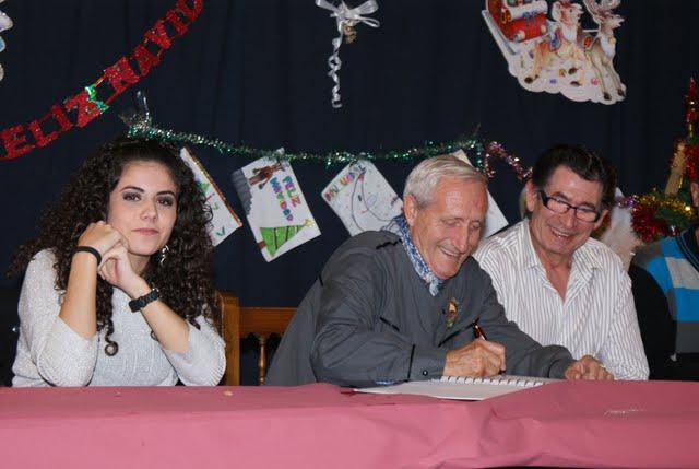 Cena de firma de contratos en Ministre Luis Mayans- Argenter Suarez i Almassora