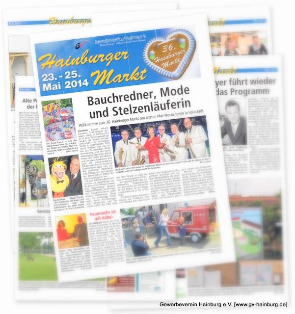 Marktzeitung zum Hainburger Markt 2014 - PDF