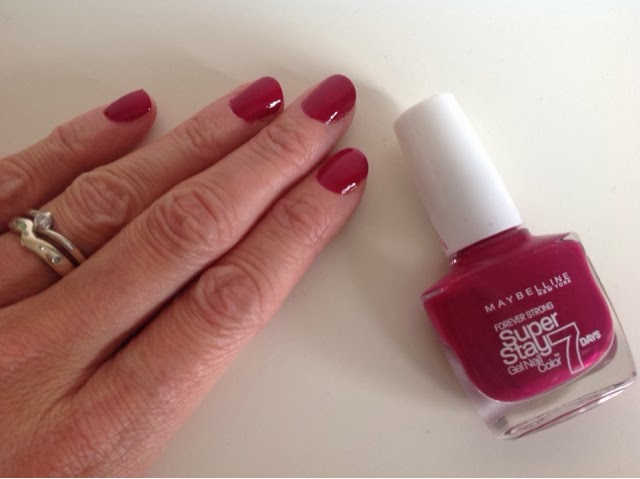 Maybelline Wine Divine Colorshow Lipstick Review