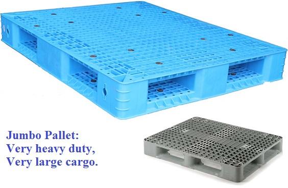 Jumbo Pallet - chứa hàng nặng