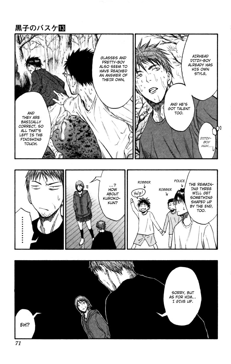 Kuroko no Basket Manga Chapter 112 - Image 05