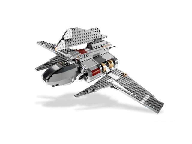 8096 レゴ パルパティーン皇帝のシャトル