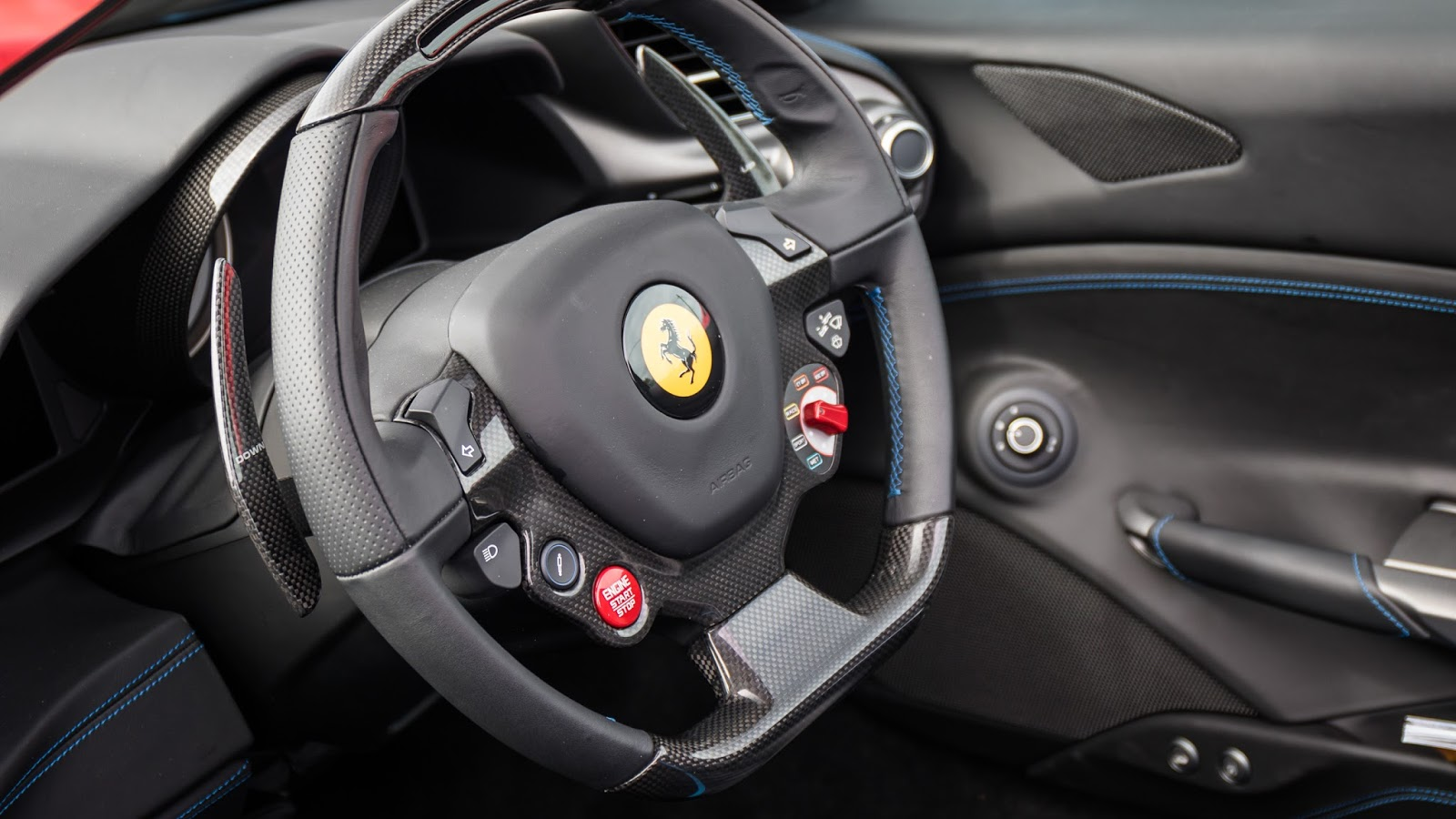 Ferrari 488 Spider 2016