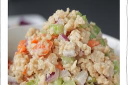 TVP Salad