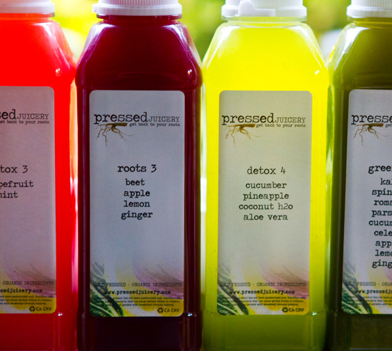 My Pressed Juicery 3 Day Cleanse Juice Bonanza Vegan