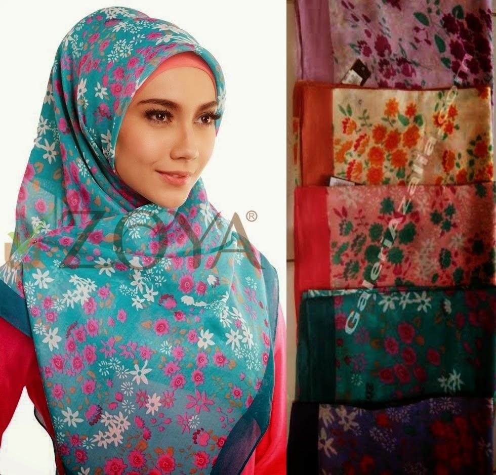 Tutorial Hijab Terbaru Tutorial Hijab Elzatta