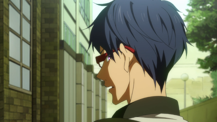 Free! Iwatobi Swim Club Episode 11 Screenshot 5