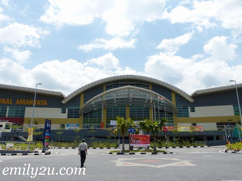 Amanjaya Terminal