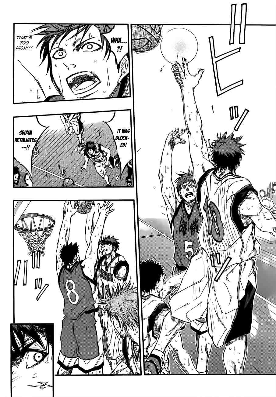 Kuroko no Basket Manga Chapter 192 - Image 06
