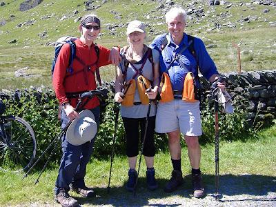 Ian Browne, Heather Rhodes & Bill Griffiths