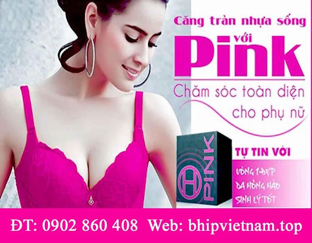 Pink tăng kích thước vòng 1 thuốc tăng vòng 1 tốt nhất của mỹ
