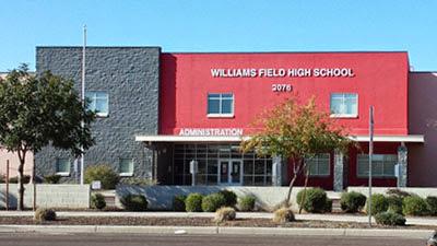 Williams Field High School, Gilbert AZ 85295