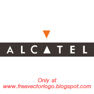 Alcatel logo vector