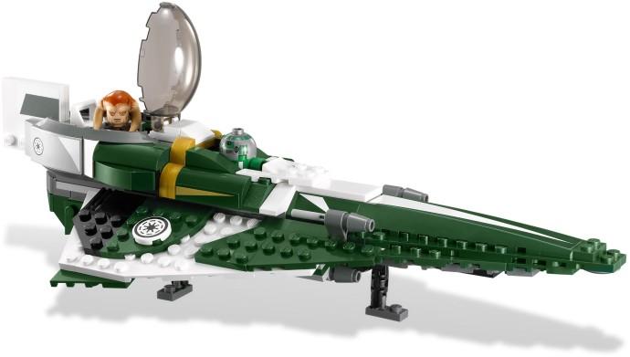 9498 レゴ サシー・ティンのジェダイ・スターファイター