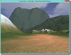 DirectX11 Terrain rendering with LOD