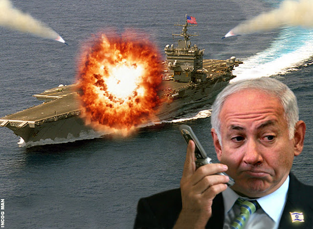 Will Israel Launch a False Flag Against Iran to Start War?